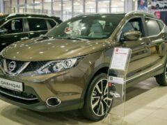 Nissan в июле увеличил продажи в России на 34%