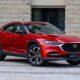 Mazda обновила купе-кроссовер Mazda CX-4