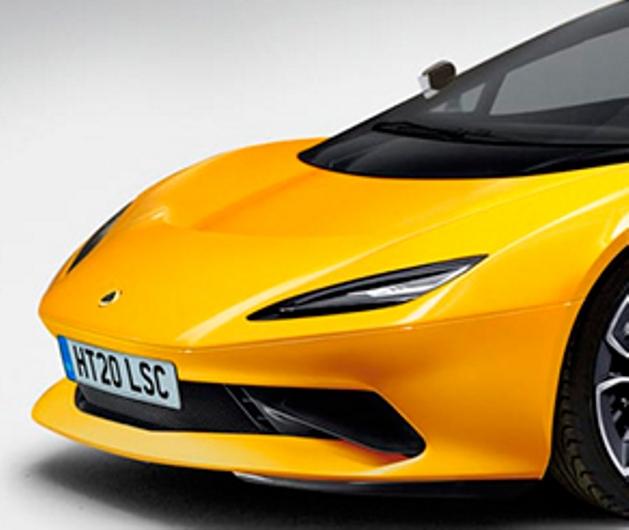 Lotus Type 131, новый спорткар