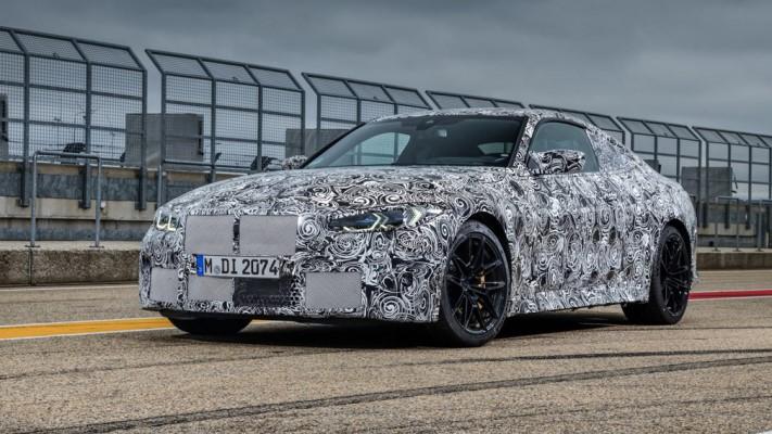 BMW M4 G82, новый