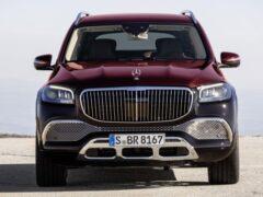 Названа российская цена премиального внедорожника Mercedes-Maybach GLS