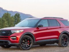 Производство Ford Explorer ST 2021 года запустят в сентябре