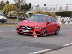Mercedes-AMG A45 S 2020 года не справился с «лосиным тестом»