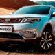 Продажи автомобилей Geely выросли на 69% в России по итогам июля