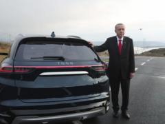 Первый турецкий электрокросс Togg выйдет в 2022 году