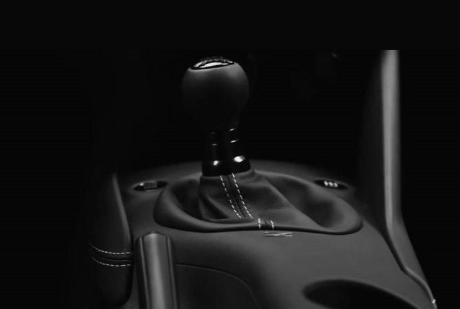 Nissan Z, МКПП