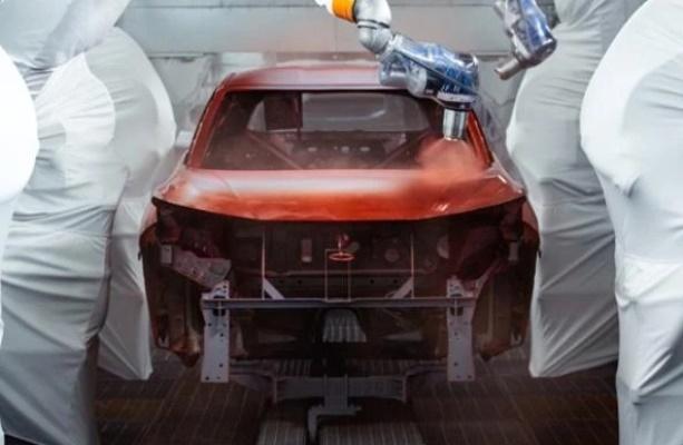 Nissan Juke, двухцветный