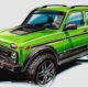 В Германии выпустят 50 экземпляров юбилейной Lada 4×4