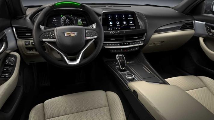 Cadillac CT5 2021