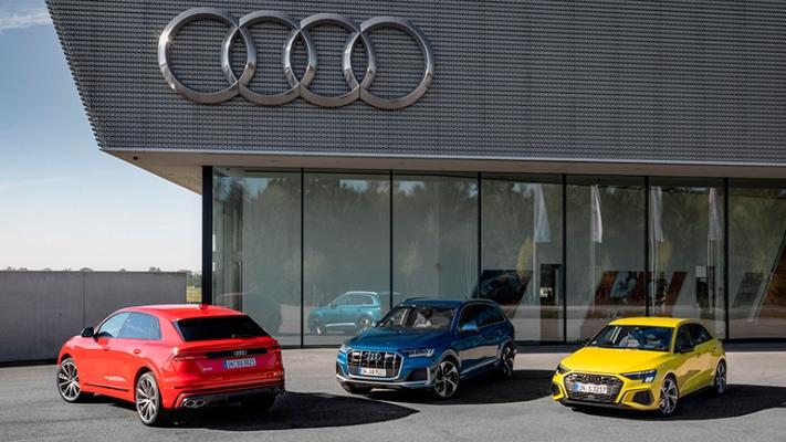 Audi SQ7 и SQ8