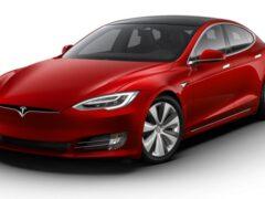 У Tesla Model S появится 1100-сильная версия
