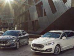 Ford Fusion/Mondeo превратили в универсал повышенной прочности