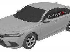 Honda презентовала Civic 11-го поколения
