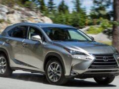 Паркетник Lexus NX нового поколения построят на платформе RAV4