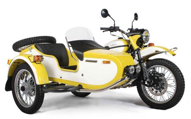 Урал, спецверсия мотоцикла