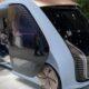 Премиальный бренд Hongqi представил в Пекине концепт микроавтобуса