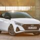 Hyundai представил «спортивный» вариант хэтчбека i20