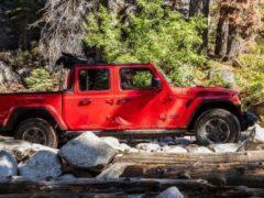 Jeep опубликовал данные о расходе топлива Gladiator