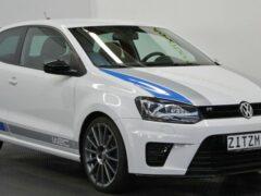 Самый мощный серийный Volkswagen Polo продают в Германии