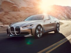 BMW переоборудовала завод в Мюнхене для выпуска версии BMW i4