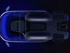 Компания Mercedes-Benz показала тизеры водородного грузовика