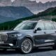 Обновлённый кроссовер BMW X7 вышел на тесты