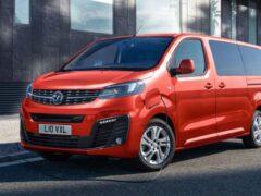 В продаже появился новый электрический Opel Vivaro-e Life