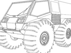 Создатель вездехода «Шерп» запатентовал новую модель