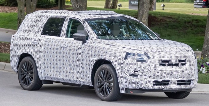 Nissan Pathfinder, следующего поколения