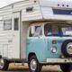 В продажу поступил редкий кемпер Volkswagen Camper Van