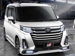 Минивэн Toyota получил стильную версию Gazoo Racing