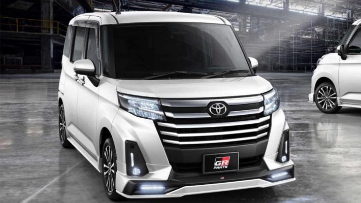 Toyota Roomy GR