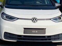 Volkswagen начал поставки электрокара ID.3 First Edition