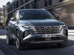 Новый кроссовер Hyundai Tucson дебютировал официально