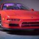 Редчайшую Acura NSX Zanardi Edition выставили на аукцион