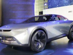 GM презентовал ультрасовременный кросс-купе компании Buick