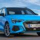 Audi показала гибридный хетчбэк A3 Sportback
