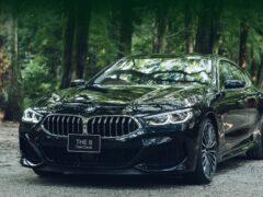 BMW выпустила специальную версию 8-Series с японским орнаментом