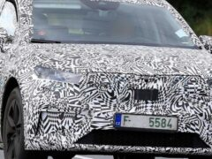 Купеобразный Skoda Enyaq GT впервые показался на тестах