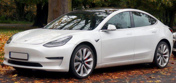Tesla Model 3, китайская сборка
