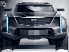 GM Design показал свое видение будущих Cadillac