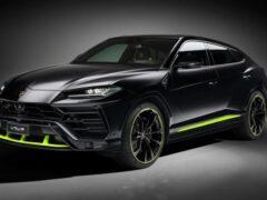 Lamborghini Urus получил новый дизайнерский комплект