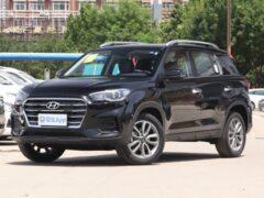 Стартовали продажи обновленного кроссовера Hyundai ix35