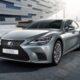 Lexus представил обновленный LS 500h