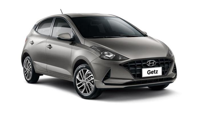 Hyundai HB20 Getz, хэтчбек