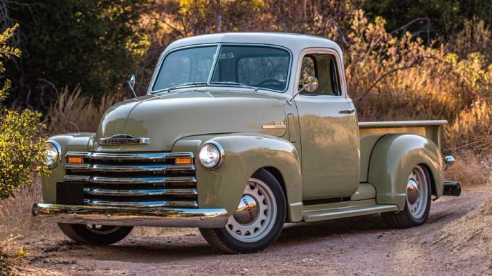 Icon, доработка, классический Chevrolet