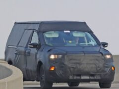 Опубликовали новые «шпионские» фото Ford Maverick
