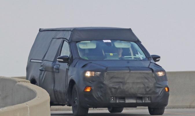 Ford Maverick, пикап