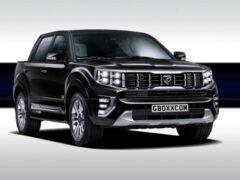 Kia планирует создать серьезного конкурента японскому Toyota Prado
