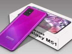 Samsung Galaxy M51 с аккумулятором на 7000 мА•ч получил важное обновление